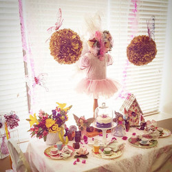 Fairy Birthday Party Package