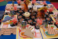 Thanksgiving a School
