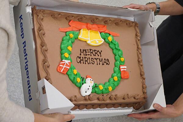 クリスマスパーティー6