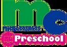 東京都豊島区のインターナショナルプリスクール「ミクロコスモスインターナショナルプリスクール」のロゴです。