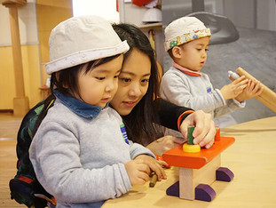 東京おもちゃ美術館遠足