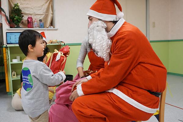 クリスマスパーティー5