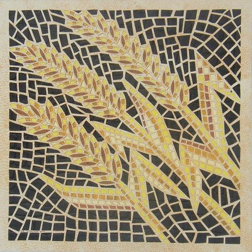 Mosaic - Wheat - פסיפס חיטה