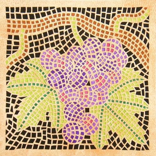 Mosaic - Vine - פסיפס גפן