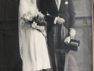 1930's Brussels Veil - 3rd time round?