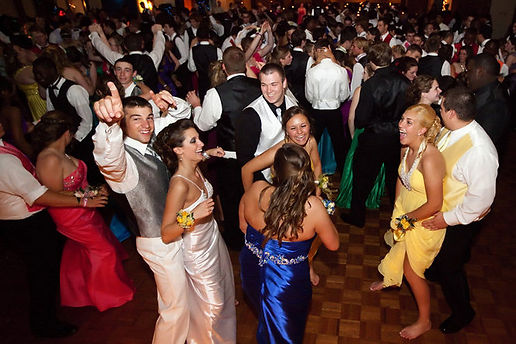 Climactic Entertainment is the dj service offers High school prom dj service in Wilmington NC and Leland NC. Climactic Entertainment offers College formal Dj service in Wilmington NC and Leland NC