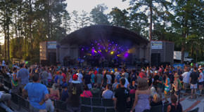 Local Concert Series @ Greenfield Lake! The Dirty Heads