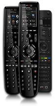 Universal remotes and home automation remotes installed by a professional audio visual and home autmation company in Leland NC, Wilmington NC, Southport NC, Oak Island NC and Ocean Isle Beach NC.