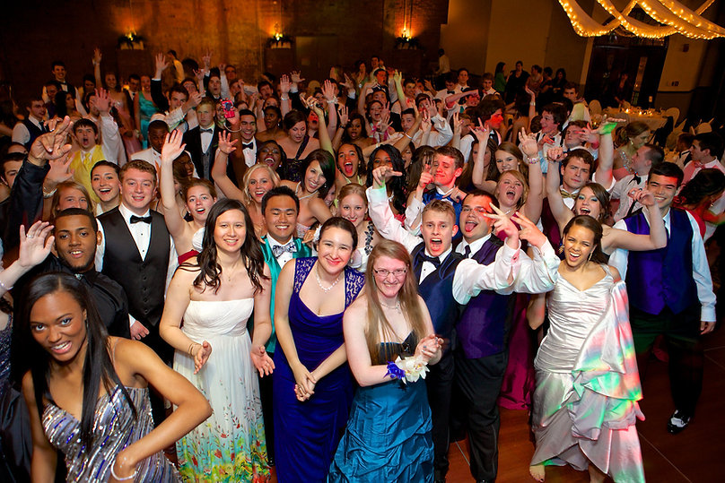 High school prom dj service in Wilmington NC and Leland NC. College formal Dj service in Wilmington NC and Leland NC