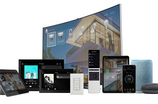 Home Automation by Connected Home Inc. that installs home control systems that include lighting control systems, home security systems, custom home theater design, and whole home audio video in Wilmington NC, Leland NC and Saint James NC.