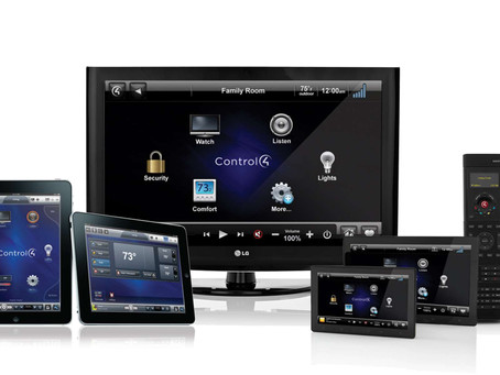 Control4 Available at Connected Home!