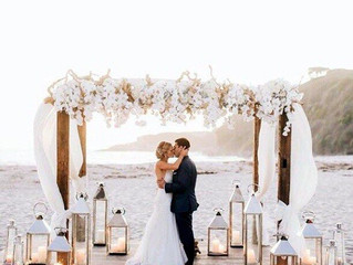 How to Plan for an Outdoor Wedding!