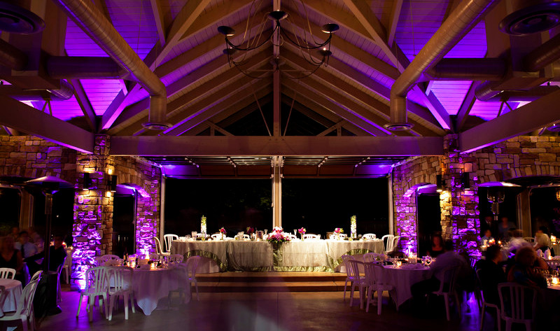 Climactic Entertainment offers wedding dj services in Leland NC that offer event uplighting.