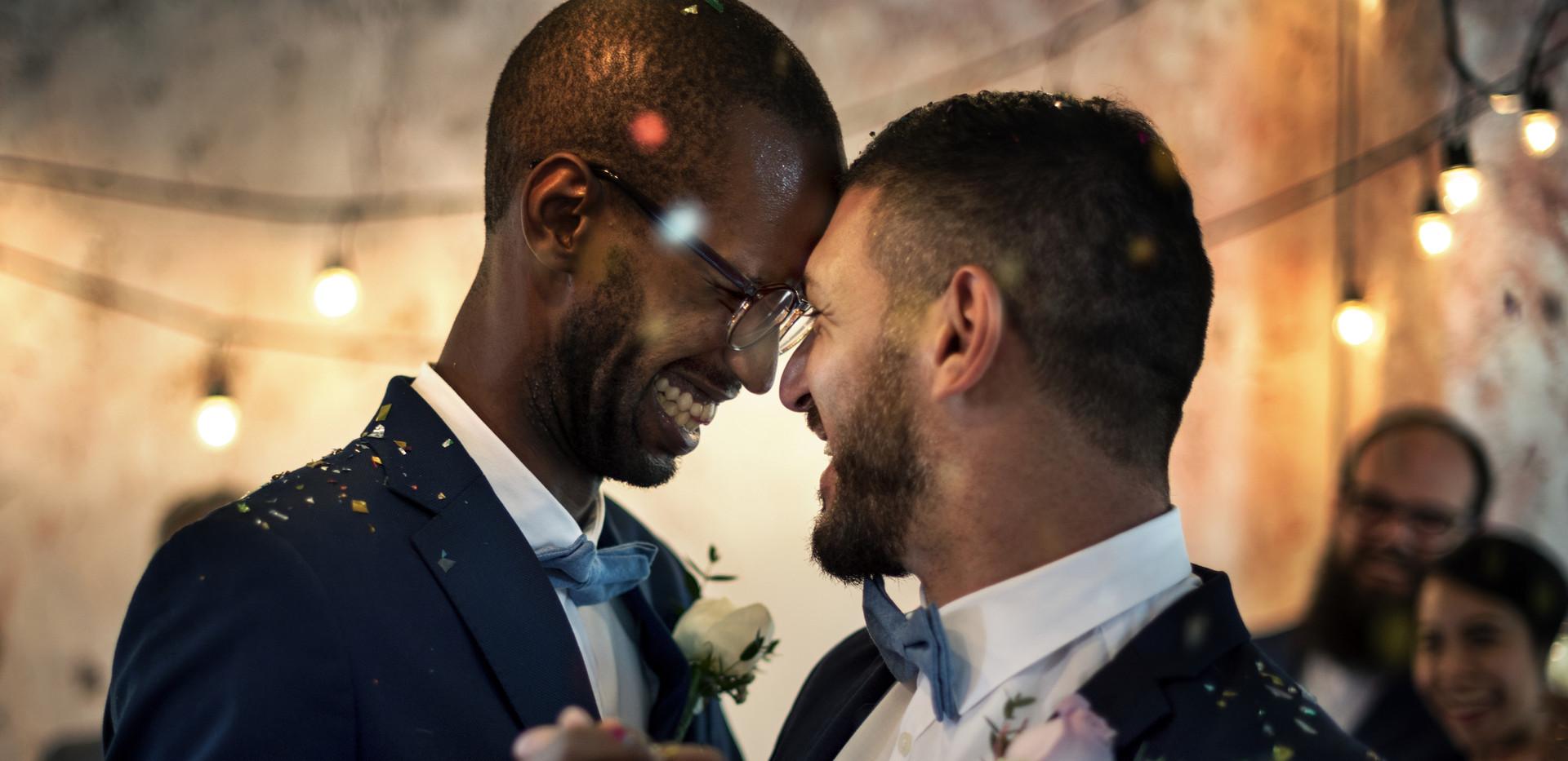 LGBTQ Friendly DJ service in Wilmington NC offering affordable wedding dj services.