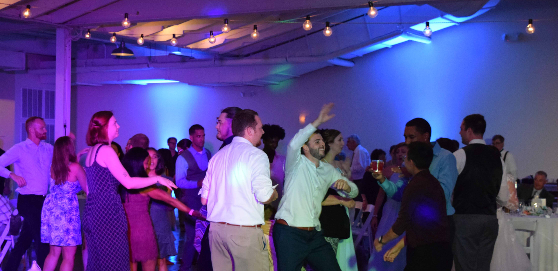 Wedding DJ Service in Rocky Point NC offering an affordable wedding dj.