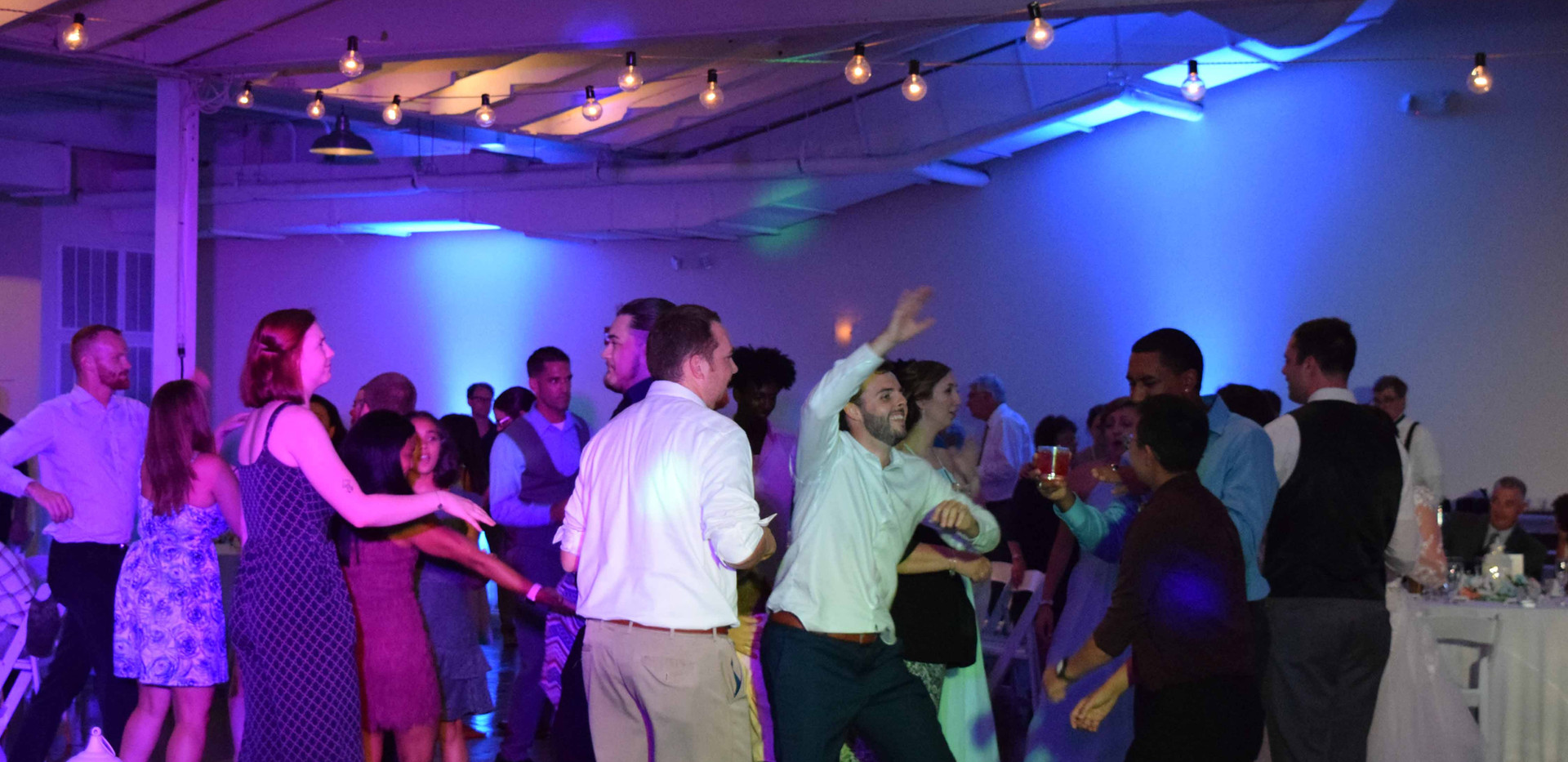 Wedding DJ Service in Rocky Point NC offering an affordable wedding dj.