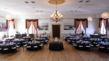 Receptions at Upper Room 1871
