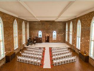 St. Thomas Preservation Hall Venue!