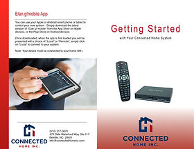 24/7 Technical Support Options available to all audio video and home automation customers of Connected Home Inc in Southport NC NC