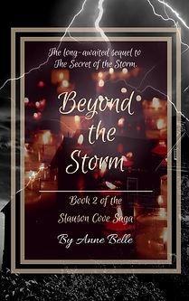Beyond the StormA Slauson Cove Novel (1)