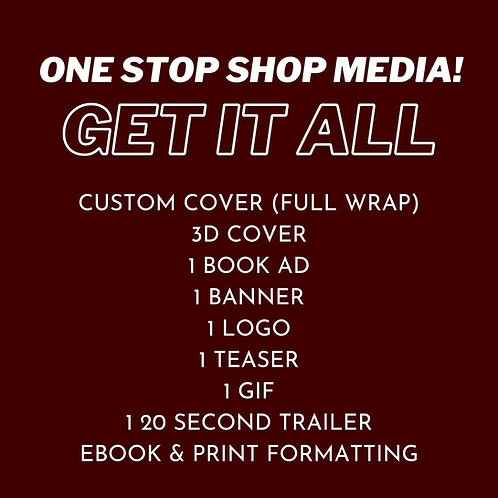 ONE STOP SHOP BOOKS!