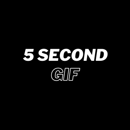 5 SECOND GIF