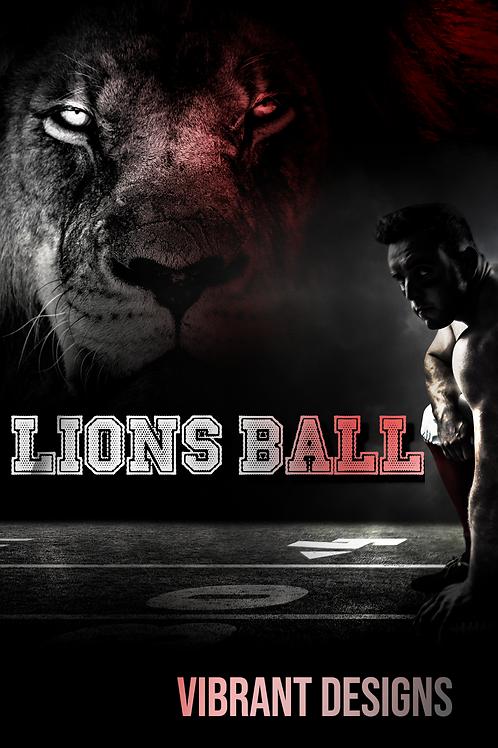 LIONS BALL