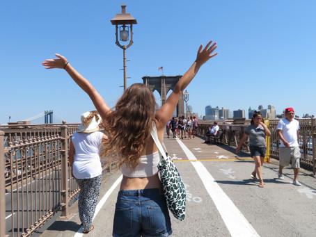 New York City, het avontuur. Welkom op mijn blog! #1