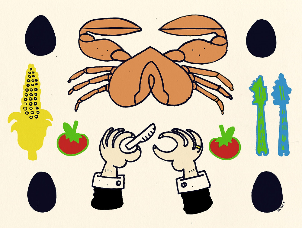 illustration by Sara Lautman