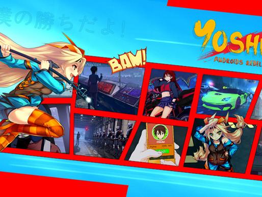 Yoshiko: Androids Rebellion (Details)