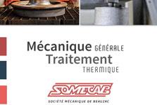 Plaquette de présentation SOMECAB / Brochure of SOMECAB