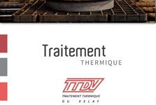 Plaquette de présentation TTDV / Brochure of TTDV