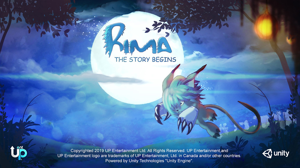 Rima: The Story Begins - Adventure Game