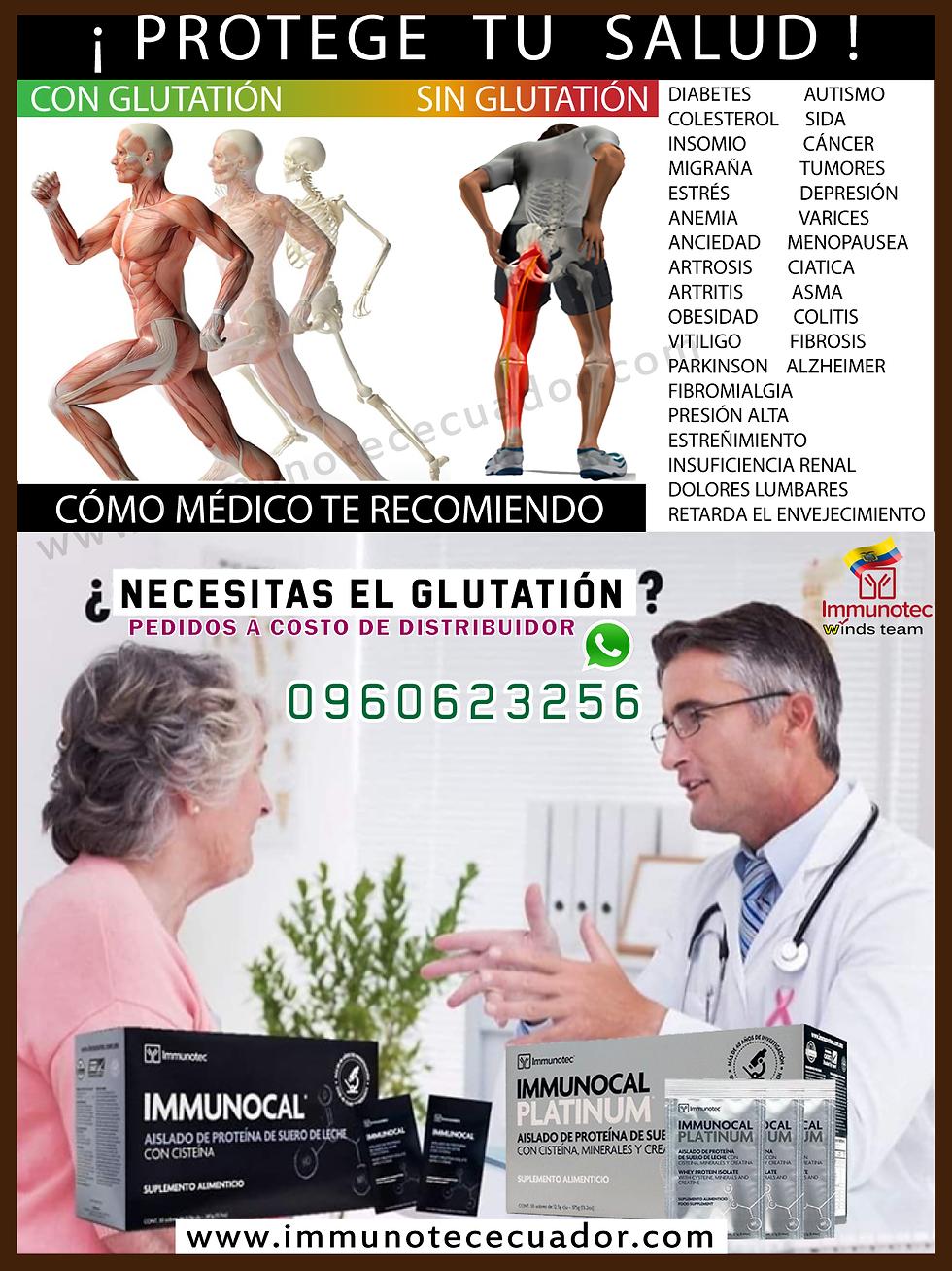 IMMUNOTEC ECUADOR BENEFICIOS