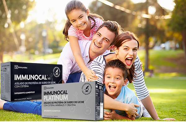 Familia Immunotec Ecuador