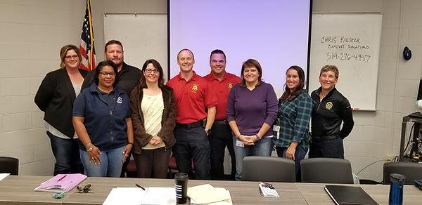 St Louis Area CIT 501c3 Board Members Oc