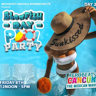 Blowfish Day Pool Party
