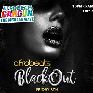 Afrobeats Black Out