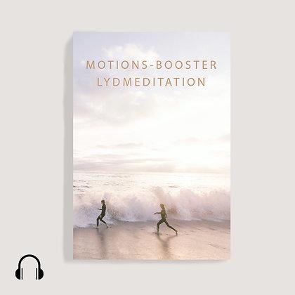 Kærlig motions-booster, lydmeditation