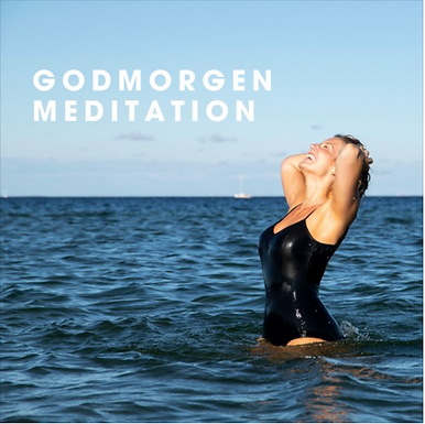 Godmorgen meditation - lys og indre ro