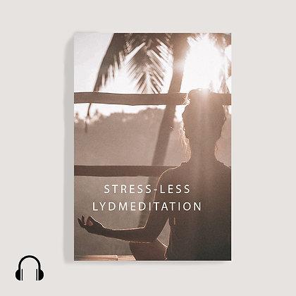 Stress, lydmeditation