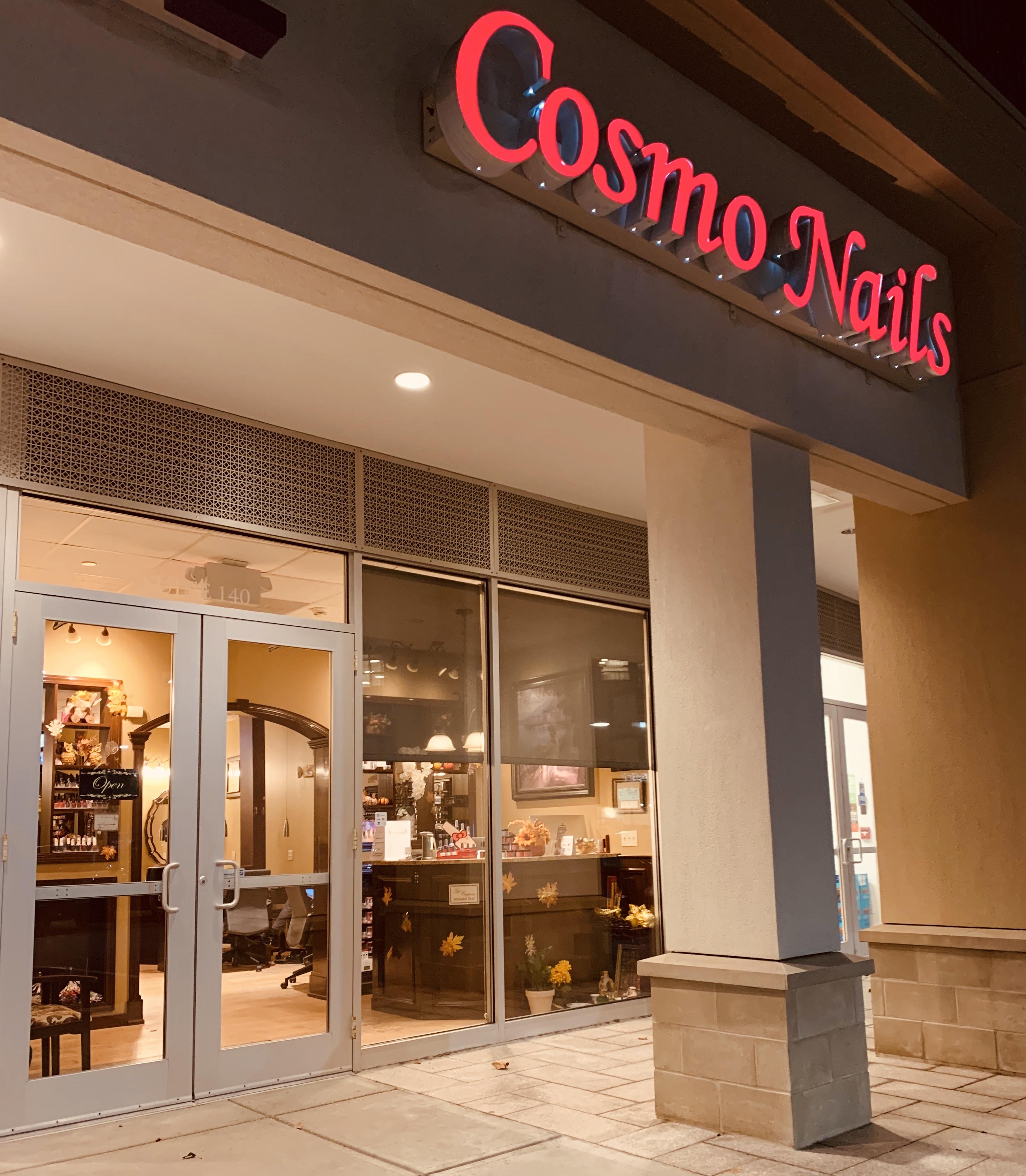 Cosmo Entrance