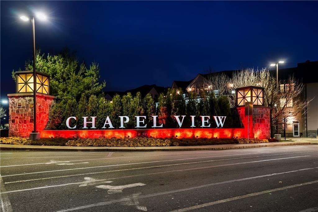 Chapel View Entrance