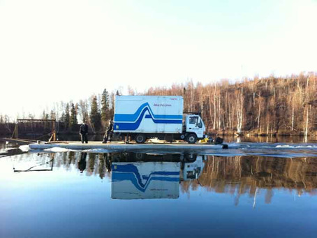 Moving Throughout Alaska
