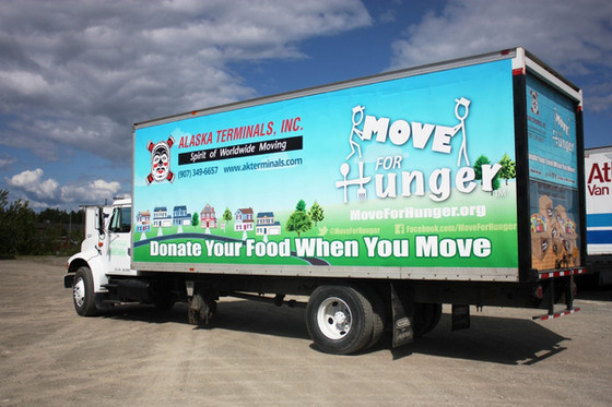 Help Us Fight Hunger!