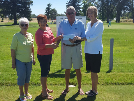 Thank You Mather Women's Golf Club