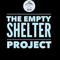 The Empty Shelter Project Logo