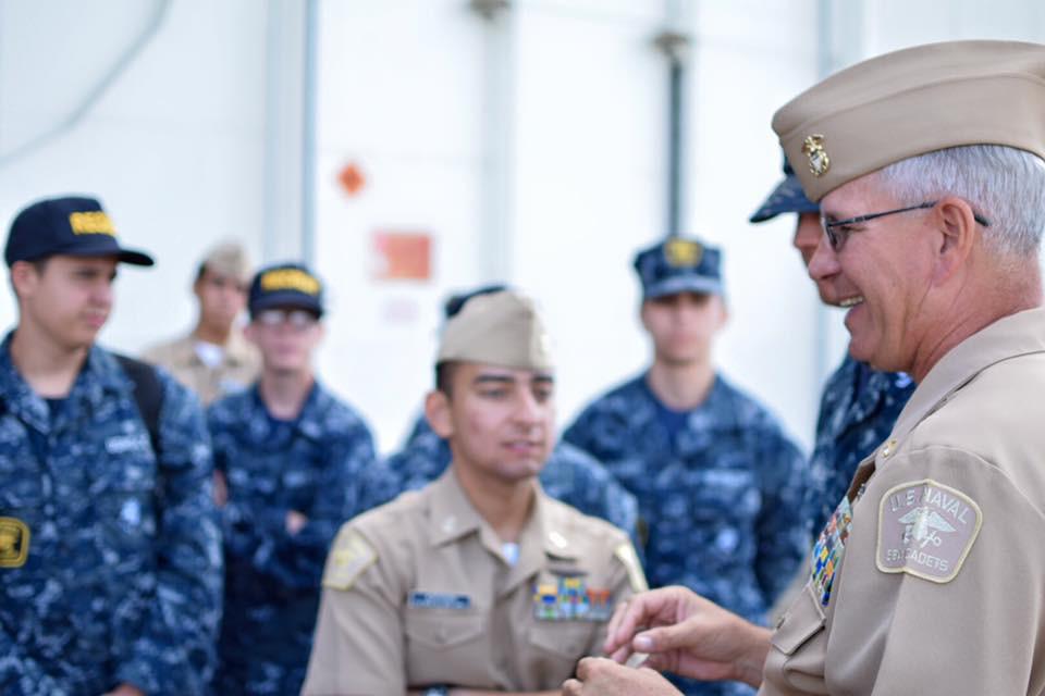 Commander Gant, Sacramento California