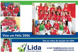 Cartão de Natal 2005