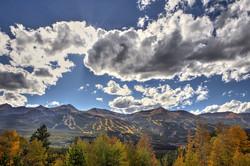 Breck Ski Slopes